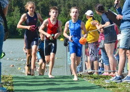 Triathlon Kinder LTV Erfurt