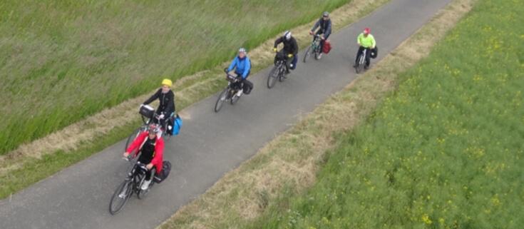 Radwandern LTV Erfurt