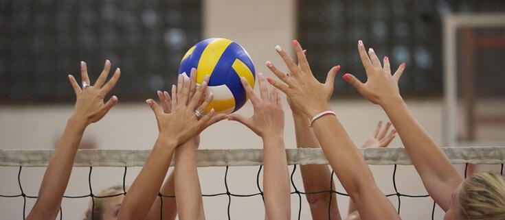 Volleyball LTV Erfurt