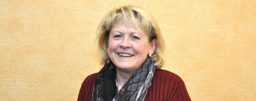 kaufmännischer und finanzieller Bereich; Mitgliederverwaltung Roswitha Lamprecht