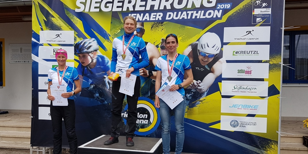 31. Duathlon in Jena